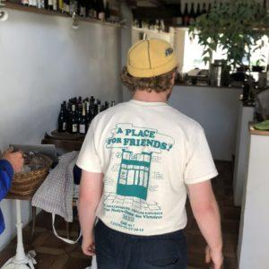T-Shirt MONTEZUMA «A Place For Friends»